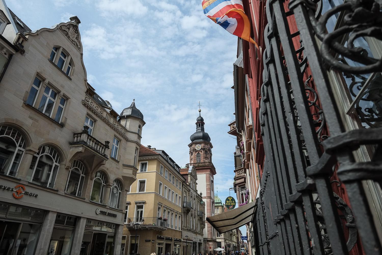 Heidelberg und Aichach