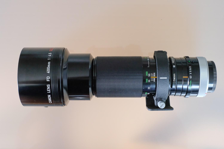 Canon FD 400 SSC