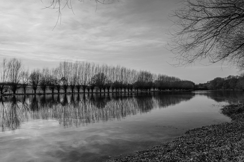 Uerdingen und der Rhein