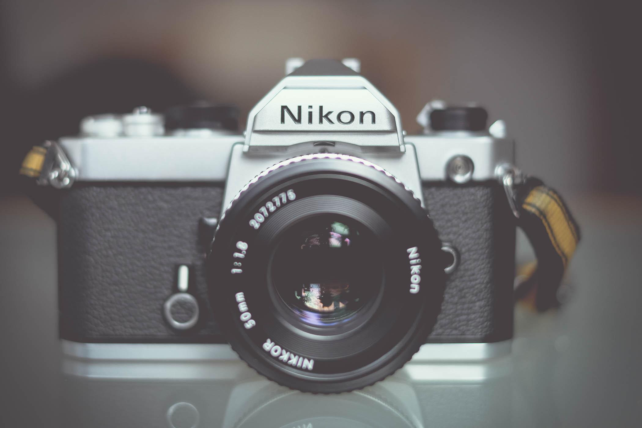my first Nikon