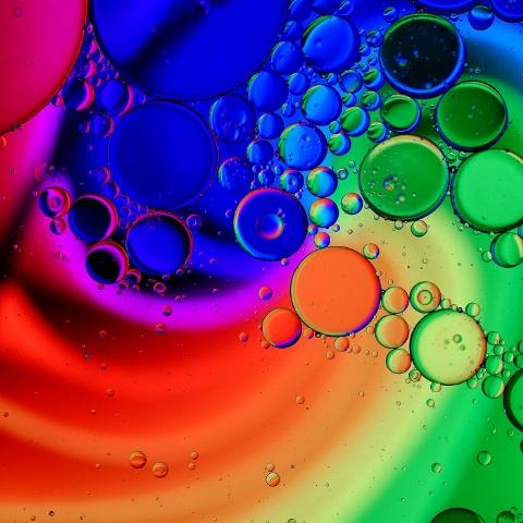 Öl und Wasser